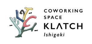 石垣島コワーキングスペースKLATCH Ishigakiのロゴ